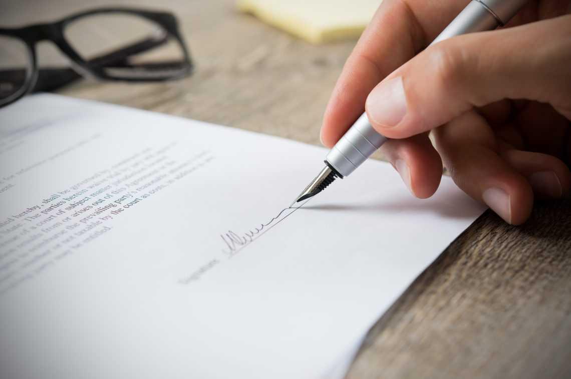 Contracte